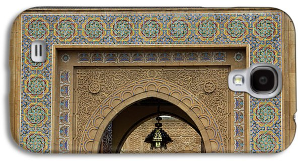 Morocco, Rabat Ornate Gate Of Royal Galaxy S4 Case