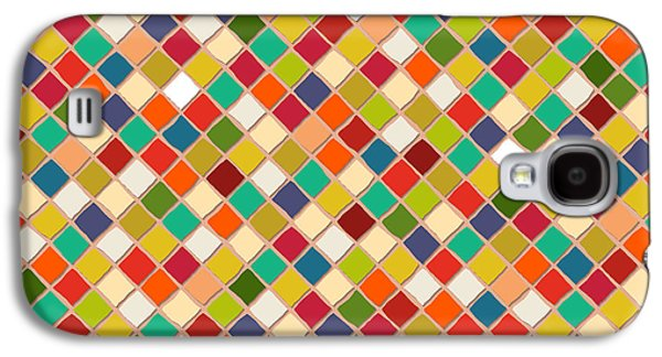 Mosaico Galaxy S4 Case by Sharon Turner