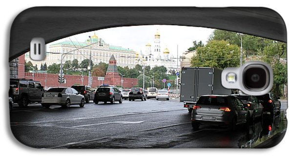 Moscow Kremlin Seen Through The Archway Of Greater Stone Bridge In Moscow I Galaxy S4 Case