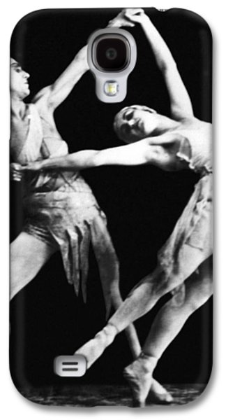 Moscow Opera Ballet Dancers Galaxy S4 Case