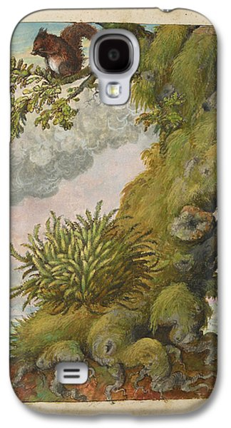 Moss Galaxy S4 Case by British Library