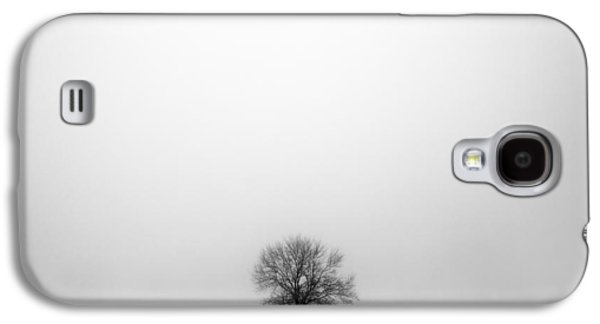 Mostly White Galaxy S4 Case by Todd Klassy