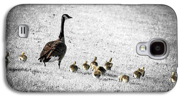 Mother Goose Galaxy S4 Case by Elena Elisseeva