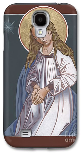 Mother Of God Waiting In Adoration 248 Galaxy S4 Case