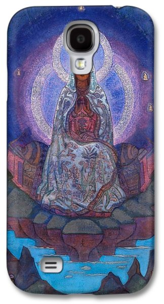 Mother Of The World Galaxy S4 Case by Nicholas Roerich