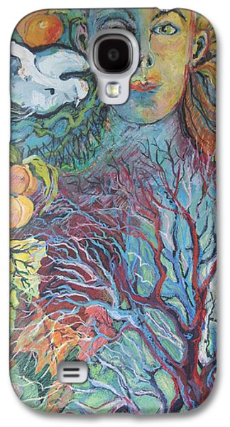 Mother Galaxy S4 Case by Susan Brown    Slizys art signature name
