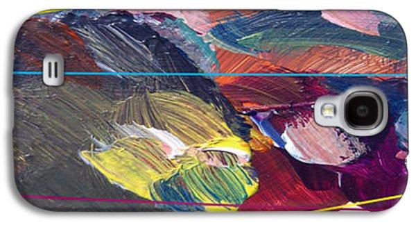 Motion Slow Galaxy S4 Case by David Lloyd Glover