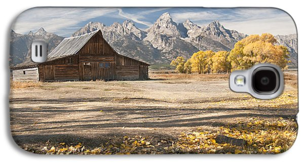 Moulton Barn Autumn Galaxy S4 Case