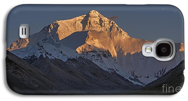 Mount Everest At Dusk Galaxy S4 Case