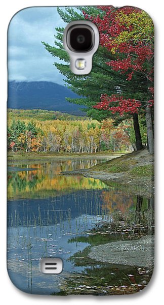 Mount Katahdin Over Abel Creek, Baxter Galaxy S4 Case