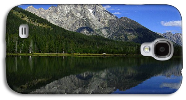 Mount Moran And String Lake Galaxy S4 Case