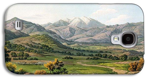 Mount Olympus Galaxy S4 Case