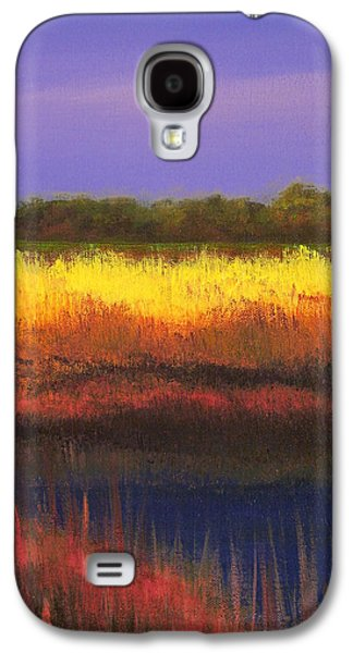 Mount Pleasant Evening Galaxy S4 Case by Vincent Bobo