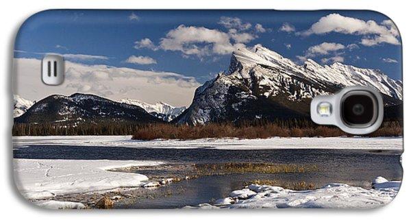 Mount Rundle Galaxy S4 Case