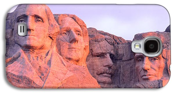 Mount Rushmore, South Dakota, Usa Galaxy S4 Case by Panoramic Images
