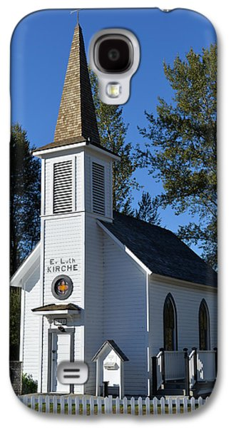 Galaxy S4 Case featuring the photograph Mountain Chapel by Anthony Baatz