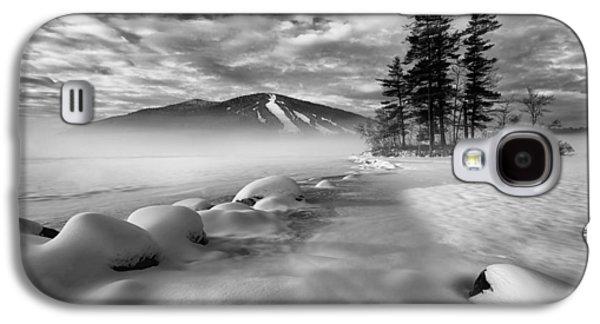 Mountain In The Mist Galaxy S4 Case by Darylann Leonard Photography