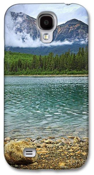 Mountain Lake Galaxy S4 Case by Elena Elisseeva