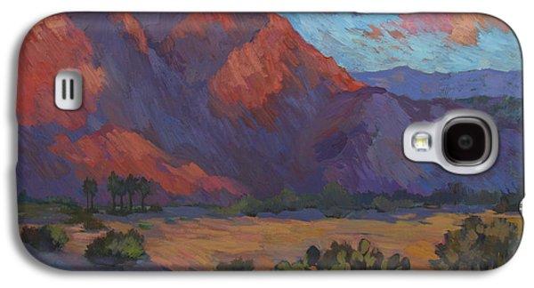 Mountain Majesty Galaxy S4 Case by Diane McClary