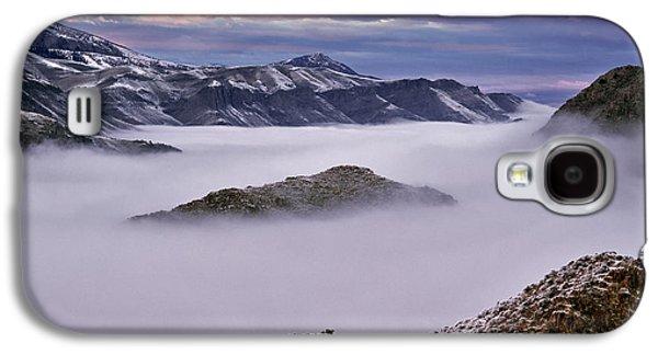 Mountain Moods Galaxy S4 Case by Leland D Howard