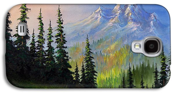 Mountain Morning Galaxy S4 Case
