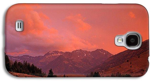 Mountain Road Galaxy S4 Case