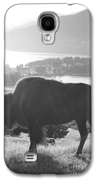 Mountain Wildlife Galaxy S4 Case