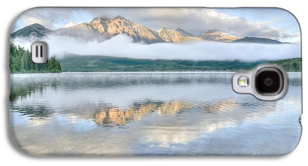 Mountains And Fog Galaxy S4 Case