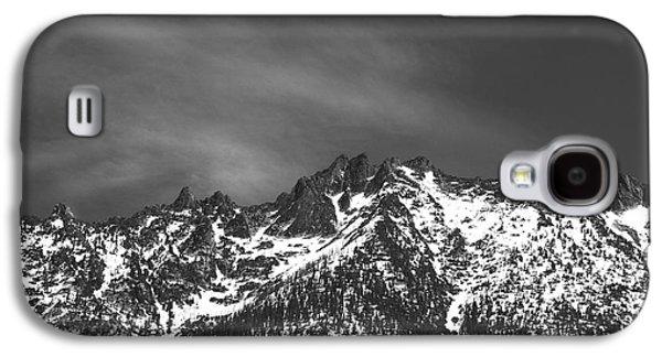 North Cascade Mountain Range Galaxy S4 Case