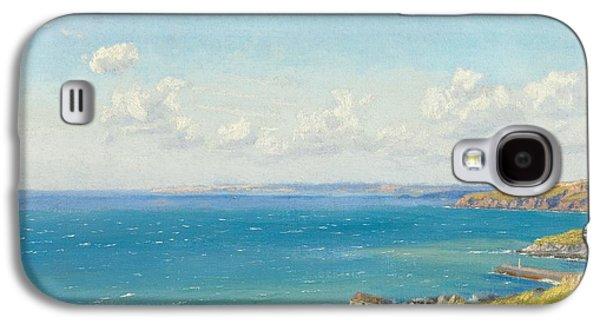 Mount's Bay C1899 Galaxy S4 Case by Arthur Hughes