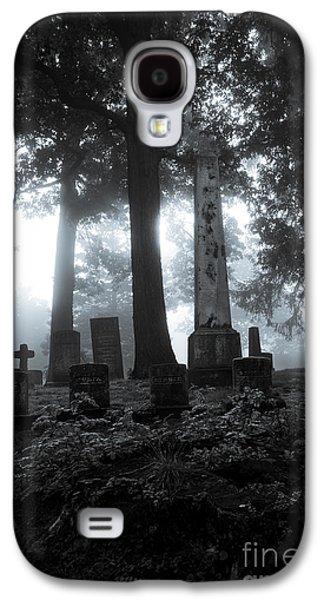 Mourning Fog Galaxy S4 Case by CM Goodenbury