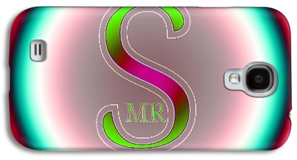 Design Galaxy S4 Case - Mr S by Candy Floss Happy