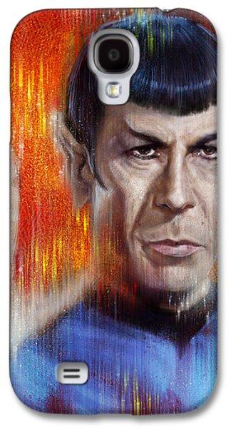 Mr Spock Galaxy S4 Case