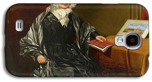 Mrs Louisa Brown Galaxy S4 Case