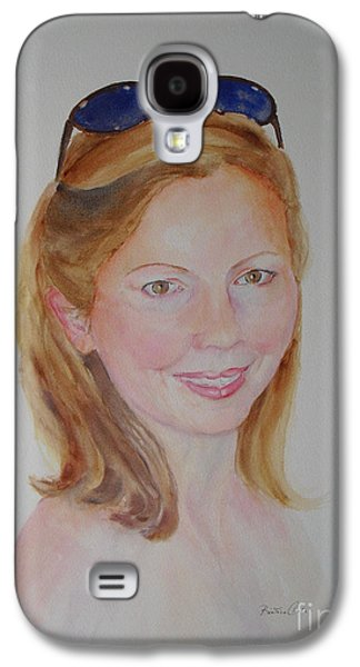 Mrs Orrell Galaxy S4 Case