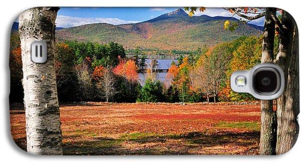 Mt Chocorua - A New Hampshire Scenic Galaxy S4 Case by Thomas Schoeller