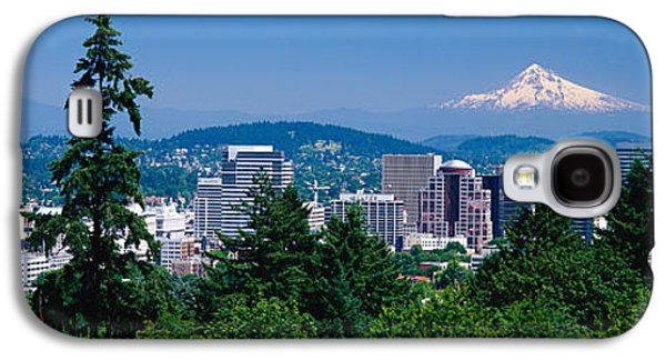 Mt Hood Portland Oregon Usa Galaxy S4 Case by Panoramic Images