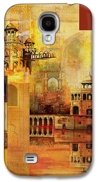 Mughal Art Galaxy S4 Case by Catf