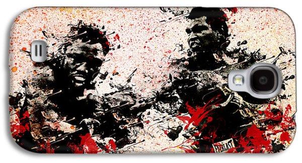 Muhammad Ali 2 Galaxy S4 Case by Bekim Art