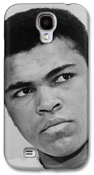 Muhammad Ali Galaxy S4 Case by Ira Rosenberg