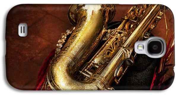 Music - Brass - Saxophone  Galaxy S4 Case