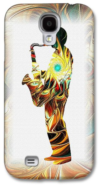 Music - From The Heart Galaxy S4 Case