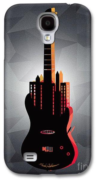 music NYC  Galaxy S4 Case