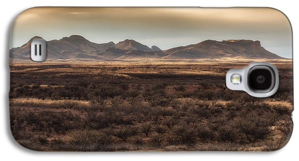 Mustang Mountains Galaxy S4 Case