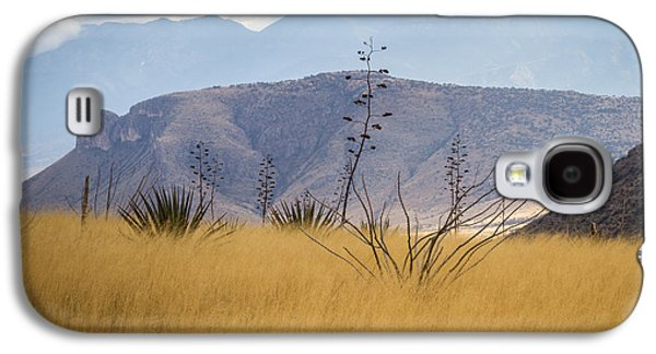 Mustang View Galaxy S4 Case by Beverly Parks