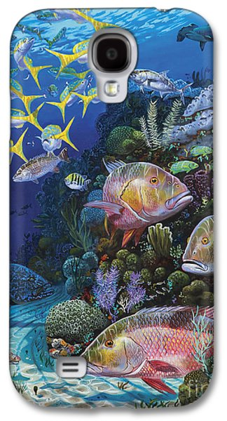 Mutton Reef Re002 Galaxy S4 Case by Carey Chen
