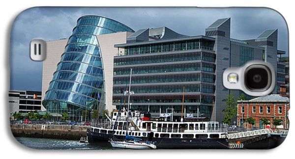 Mv Cill Airne River Restaurant Galaxy S4 Case by Panoramic Images