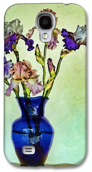 My Iris Vincent's Genius Galaxy S4 Case by Nikolyn McDonald