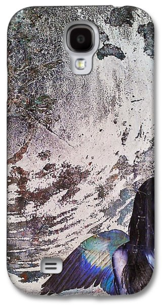 My Manic And I Galaxy S4 Case by Megan Henrich