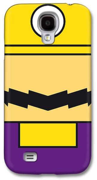 My Mariobros Fig 04 Minimal Poster Galaxy S4 Case by Chungkong Art